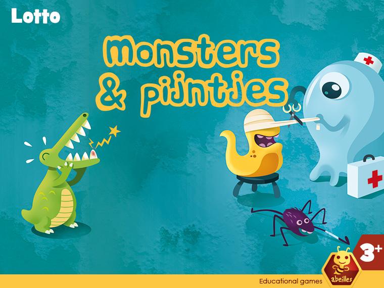 Monsters & Pijntjes