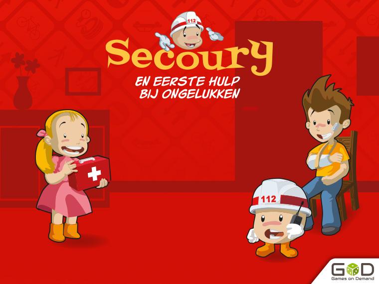 Secoury en eerste hulp bij ongelukken